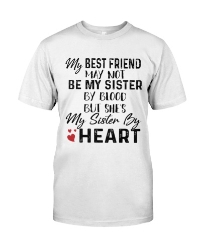 My Best friend may not be my sister