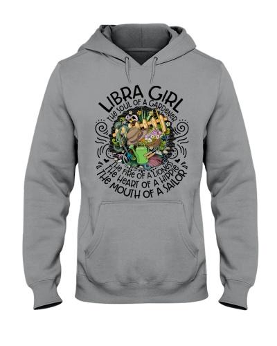 Libra Girl The Soul Of A Gardener