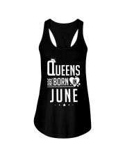 June June Ladies Flowy Tank tile