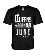 June June V-Neck T-Shirt tile