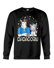 Dad Dad Crewneck Sweatshirt thumbnail