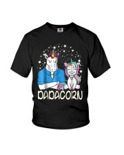 Dad Dad Youth T-Shirt thumbnail