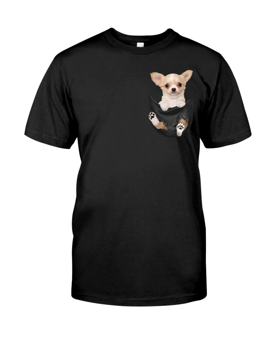 Chihuahua In Pocket