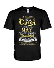May May V-Neck T-Shirt thumbnail