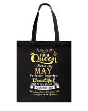 May May Tote Bag thumbnail