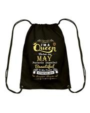 May May Drawstring Bag thumbnail