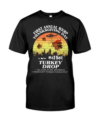 Turkey-Drop Thanksgiving