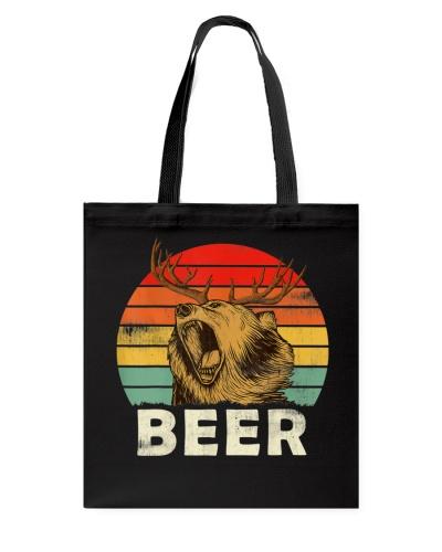 Vintage Deer Beer