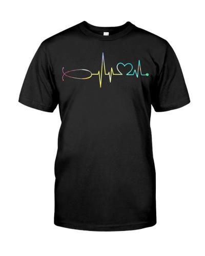 Cardiology Nurse Hearts EKG Electrocardiogram