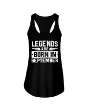 September September Ladies Flowy Tank thumbnail