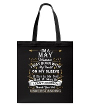 May May Tote Bag thumbnail