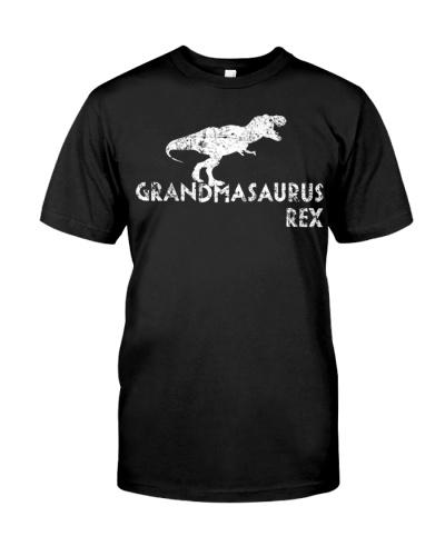 Grandmasaurus Rex Funny Dinosaur Grandma GIft