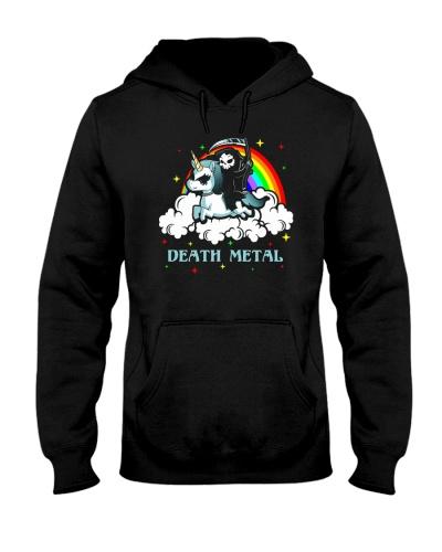 Death Metal - Unicorn Shirts