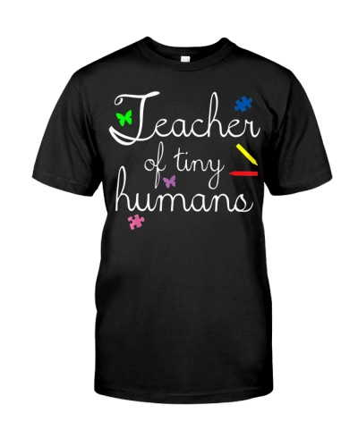 Teacher Of Tiny Humans Pre K Preschool