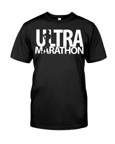 Ultramarathon Race Ultra Running 50K 100K T-Shirt