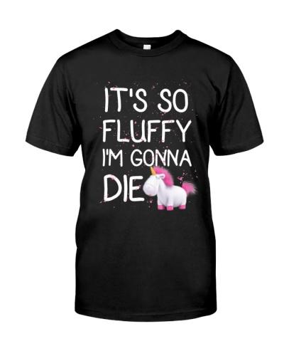 Despicable Me Minions It's So Fluffy Unicorn