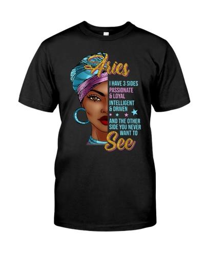 Aries Love - Black Woman Afro Horoscope Zodiac