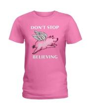 Pig Ladies T-Shirt front