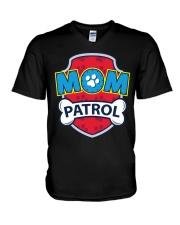 Mom Mom V-Neck T-Shirt thumbnail