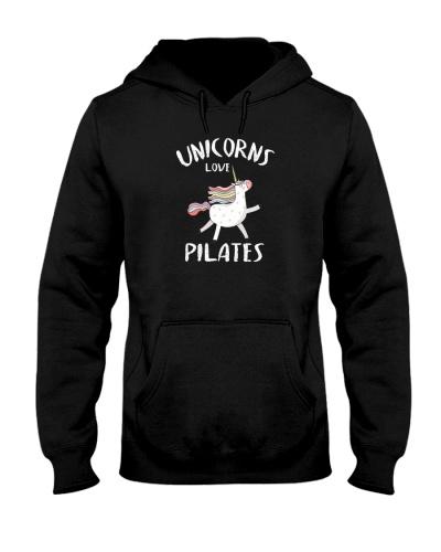 Unicorns Love Pilates