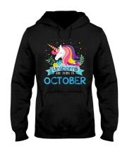 October October Hooded Sweatshirt thumbnail