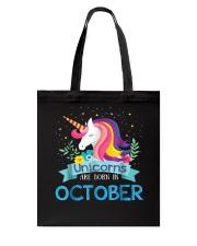 October October Tote Bag thumbnail