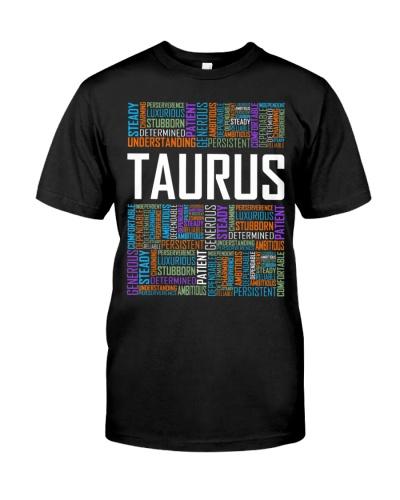 Taurus Zodiac Traits Horoscope Astrology Sign Gift