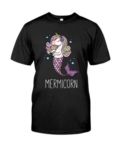 Mermicorn Unicorn Gift For Women Girls Mermaid