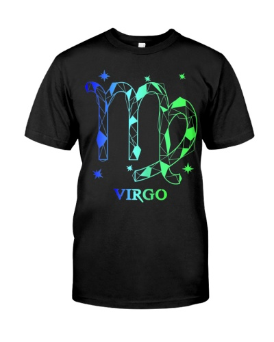 Virgo Zodiac Design For People Who Love Astrology