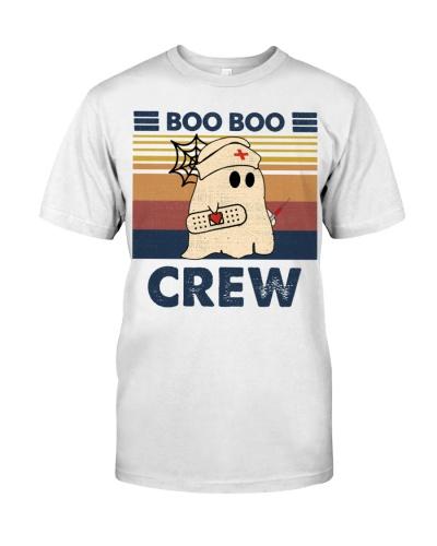 Vintage Boo Boo Crew