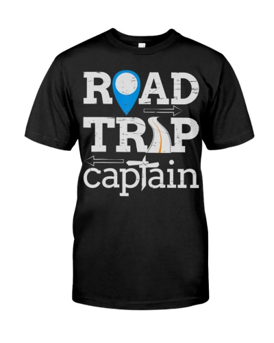 Road Trip Captain design Outdoor RV Camping