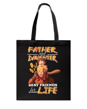 Father And Daughter N-H Tote Bag thumbnail