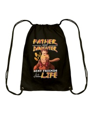 Father And Daughter N-H Drawstring Bag thumbnail