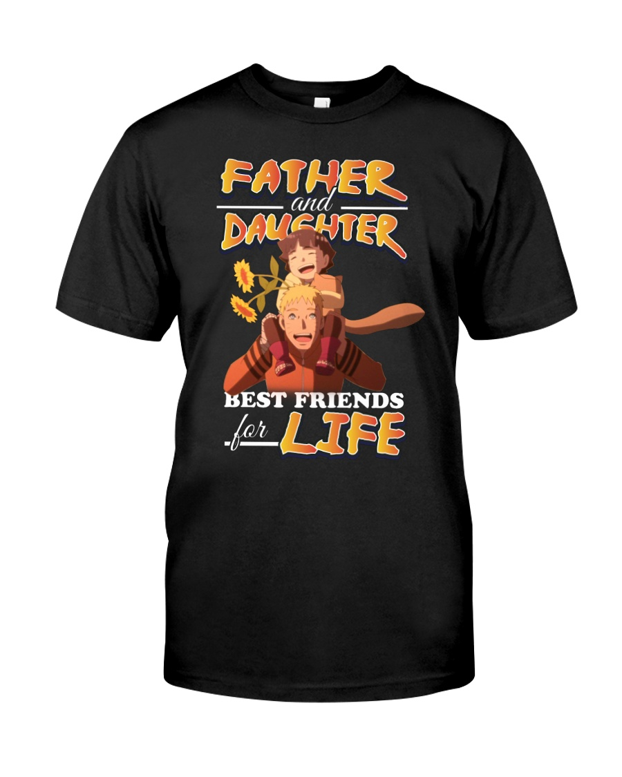 Father And Daughter N-H Classic T-Shirt