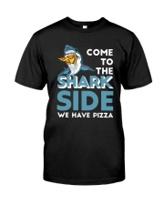 Shark Side Classic T-Shirt front