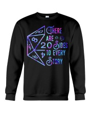 There Are Sides Crewneck Sweatshirt thumbnail