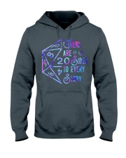 There Are Sides Hooded Sweatshirt thumbnail