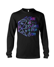There Are Sides Long Sleeve Tee thumbnail