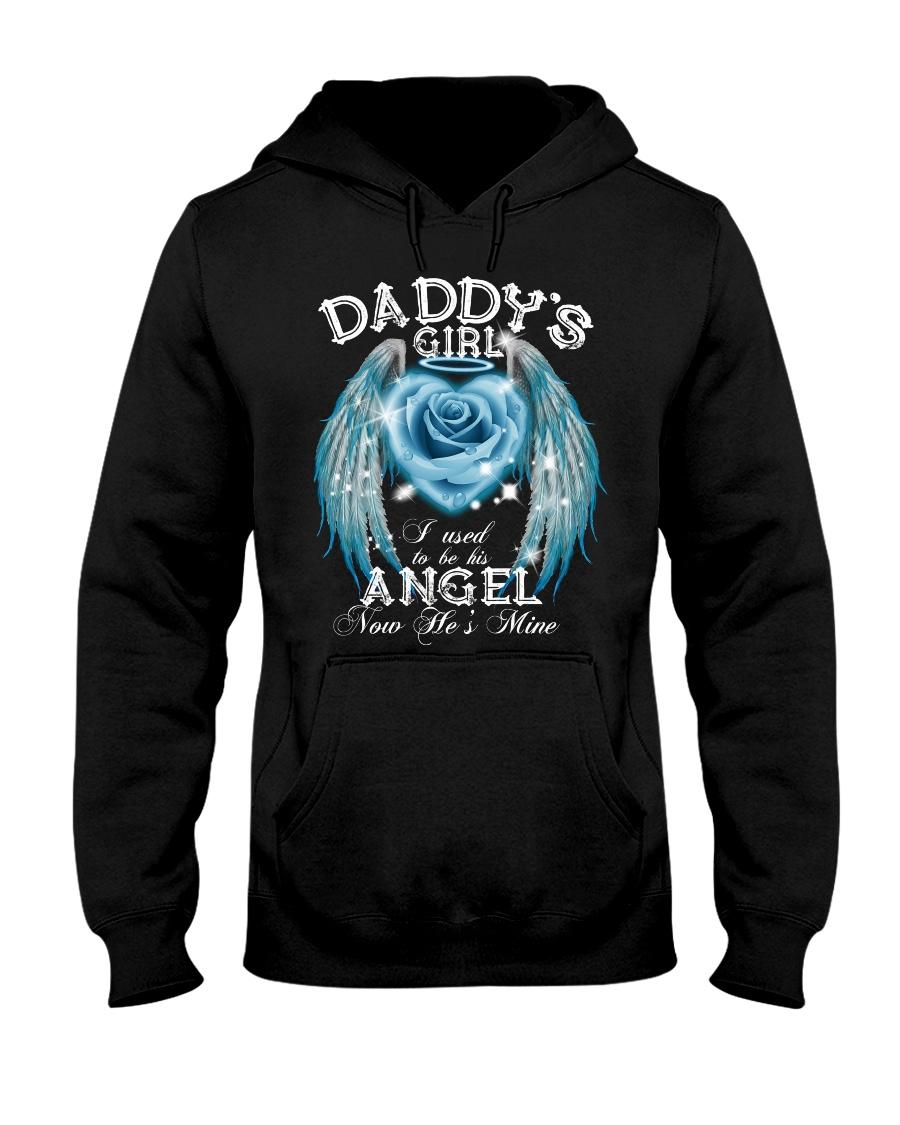 I Used To Be His Angel Hooded Sweatshirt