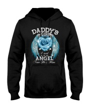 I Used To Be His Angel Hooded Sweatshirt front