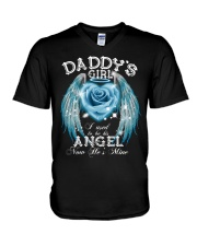 I Used To Be His Angel V-Neck T-Shirt thumbnail