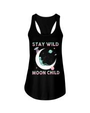 Stay Wild Moon Child Ladies Flowy Tank thumbnail