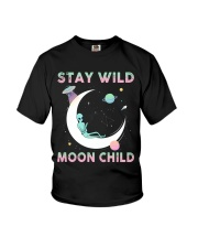 Stay Wild Moon Child Youth T-Shirt thumbnail