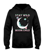Stay Wild Moon Child Hooded Sweatshirt thumbnail