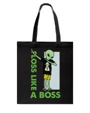 Floss Like A Boss Tote Bag thumbnail