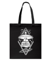 Believe Your Self Tote Bag thumbnail