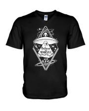 Believe Your Self V-Neck T-Shirt thumbnail