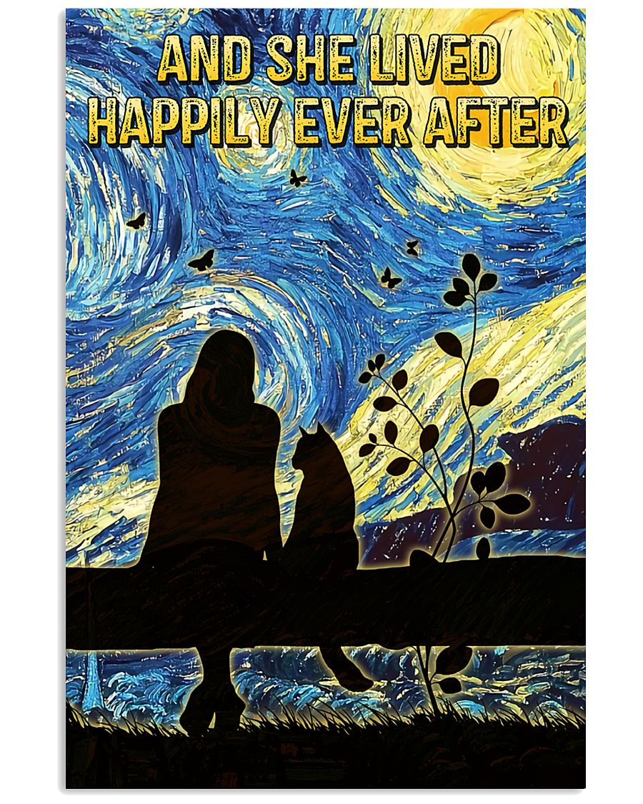 And She Lived Happily 11x17 Poster