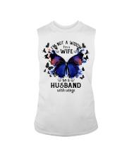 My Husband With Wings Sleeveless Tee thumbnail