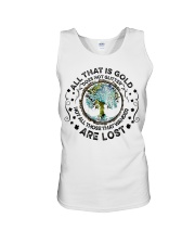 All That Is Gold Unisex Tank thumbnail